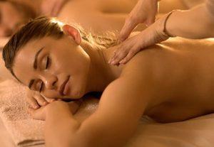 Massage relaxant dans une résidence haut de gamme