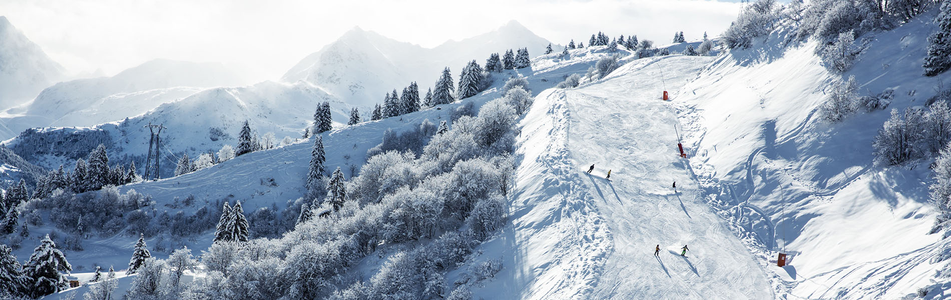 Des vacances au ski incroyables