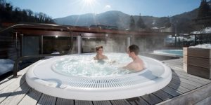 Des vacances détente et ski à Brides-les-Bains