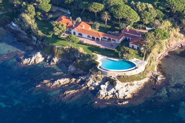 Villa de luxe à Saint-Tropez avec piscine